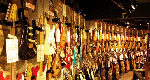 guitar-shops-in-tokyo-ishibashi